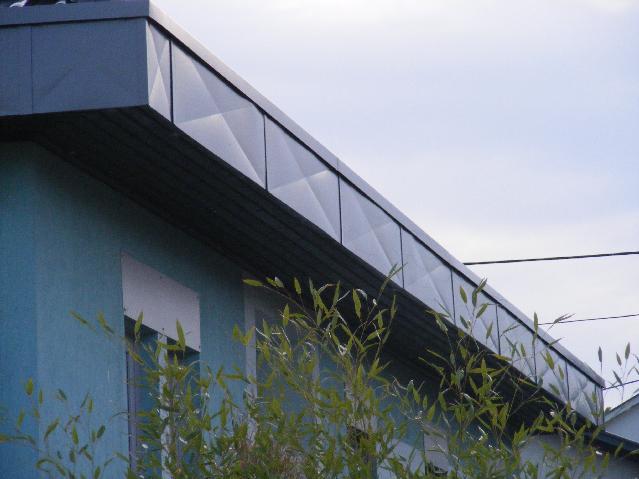 innenliegende dachrinne dachrinne detail innenliegende dachrinne steildach stehfalzgaube. Black Bedroom Furniture Sets. Home Design Ideas